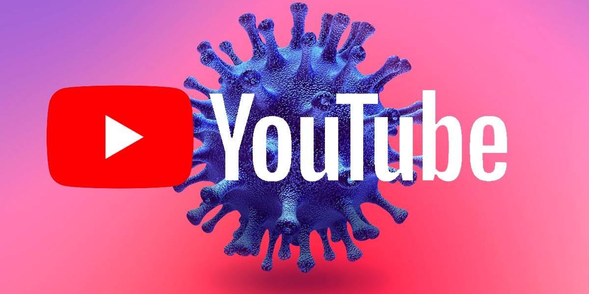 Coronavirus: noticias falsas sobre Covid-19 tienen 62 millones de vistas en YouTube