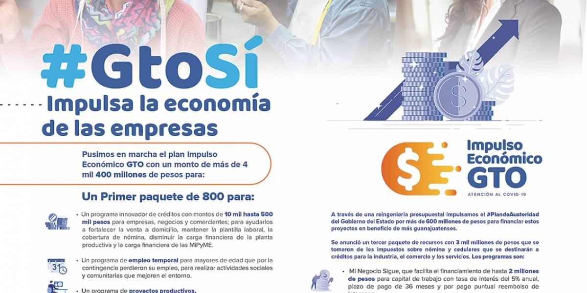 Anuncio Gobierno de Guanajuato Especial MÉXICO de PIE del 15 de mayo del 2020, Página 11