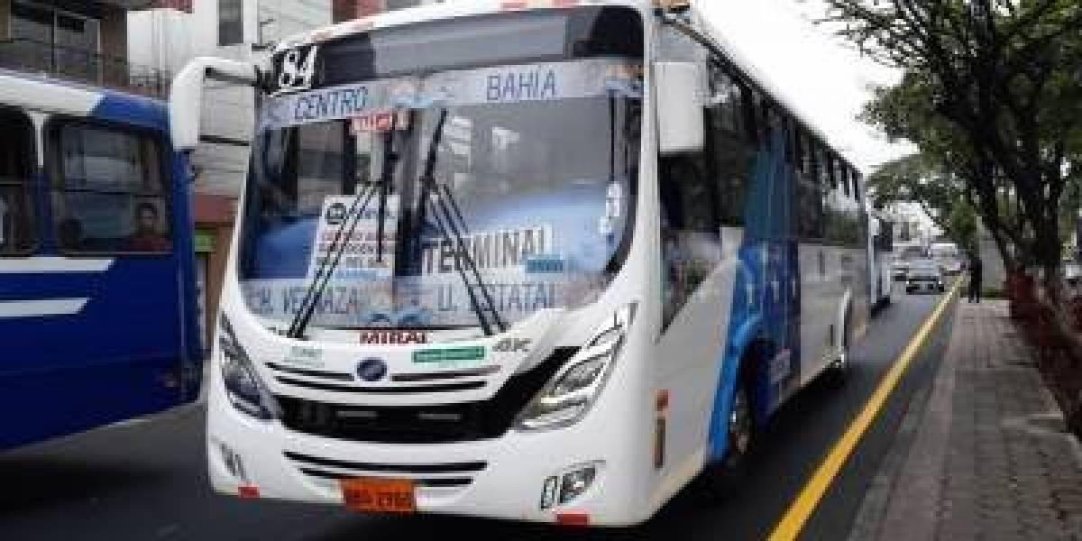 Guayaquil: transporte urbano reinicia actividad el 18 de mayo