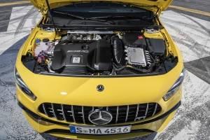 Mercedes AMG A45S
