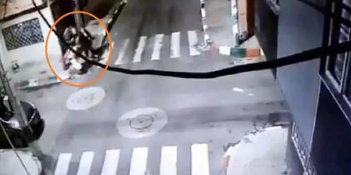 Murió expolicía que intentó evitar el robo de una bicicleta en Bogotá