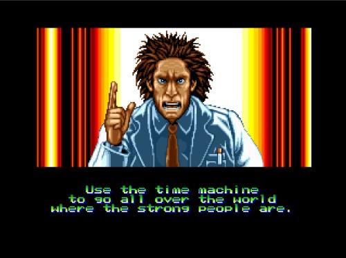 Recordamos World Heroes para SNES en un nuevo Retro Bit de Mundo Bizarro