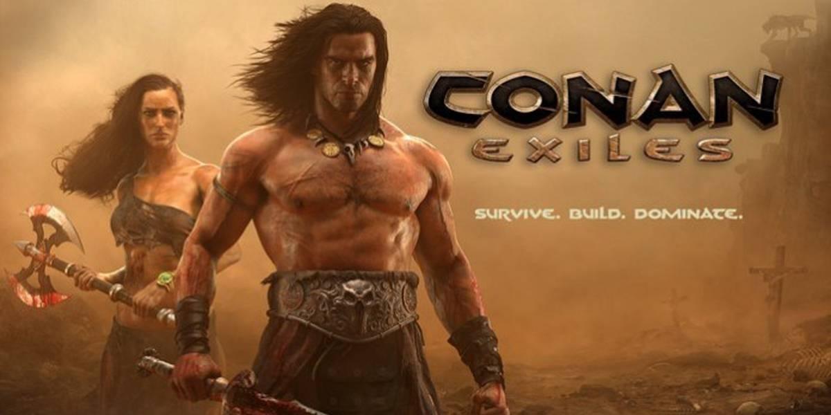 Funcom disponibiliza 'Conan Exiles' de graça por tempo limitado