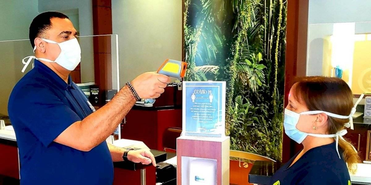 Hoteles y casinos presentan sus protocolos ante el COVID-19