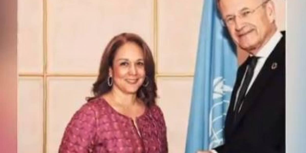 Denuncian a embajadora ante ONU por derroche de dineros públicos
