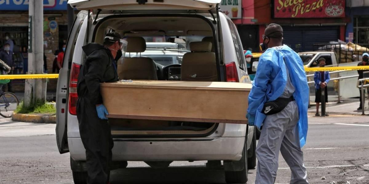 Funeraria trasladó cuerpos de presuntos contagiados por coronavirus a otra ciudad sin permiso de las familias