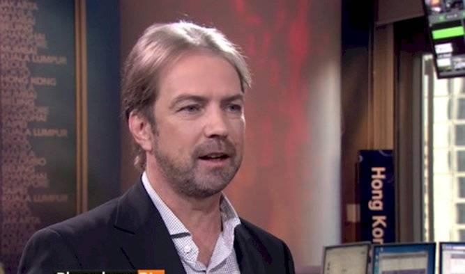 Gavin Edwards, Coordinador Mundial del WWF - Nuevo Acuerdo para la Naturaleza y las Personas