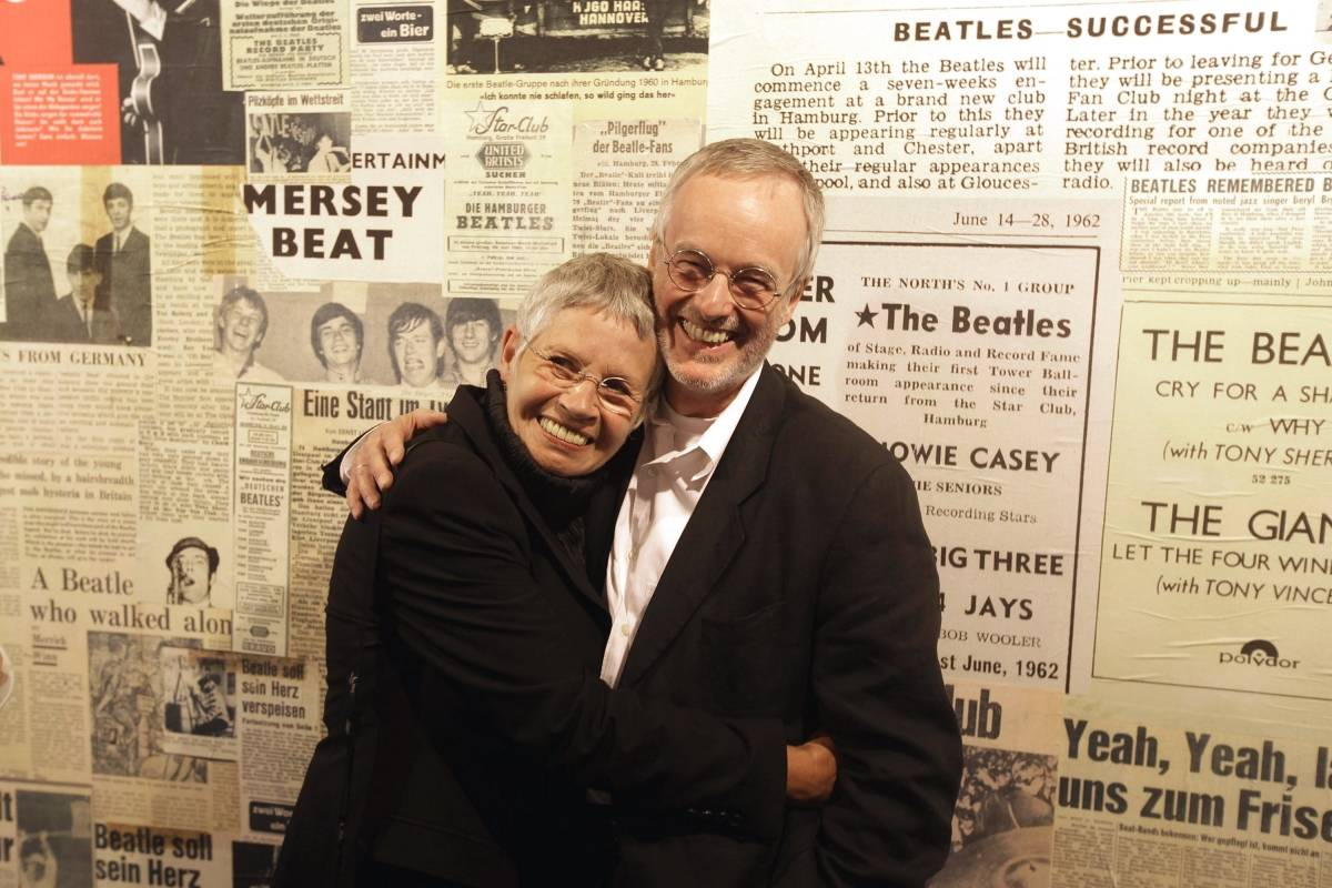 Fundamental para a imagem dos Beatles, Astrid Kirchherr falece aos 81 anos