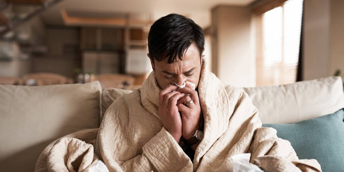 COVID-19 vs. gripe estacional, ¿cómo diferenciarlos?