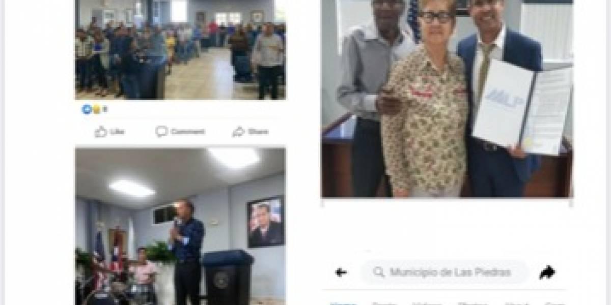 CEE ordena cerrar la página de Facebook del alcalde de Las Piedras