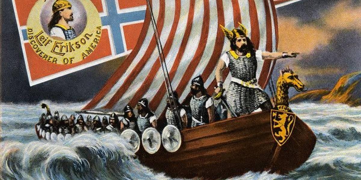 ¿Colón fue el primer europeo en llegar a América? Error: Te presentamos a los vikingos