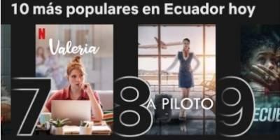 Netflix en Ecuador