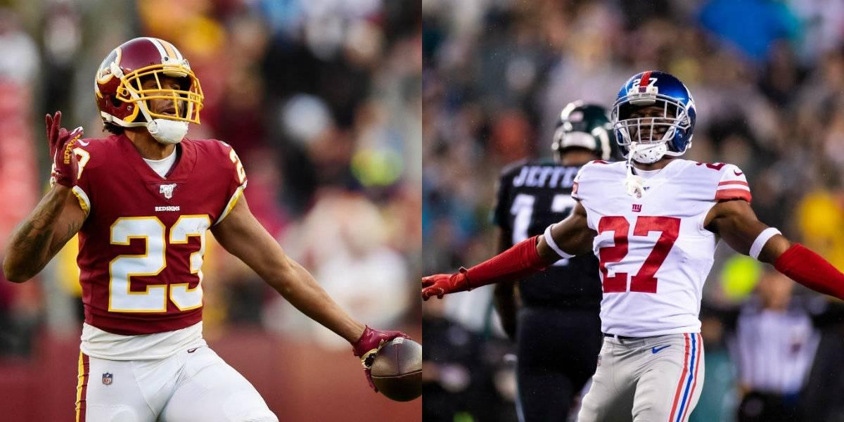Jugadores de NFL, acusados de robo a mano armada en Florida