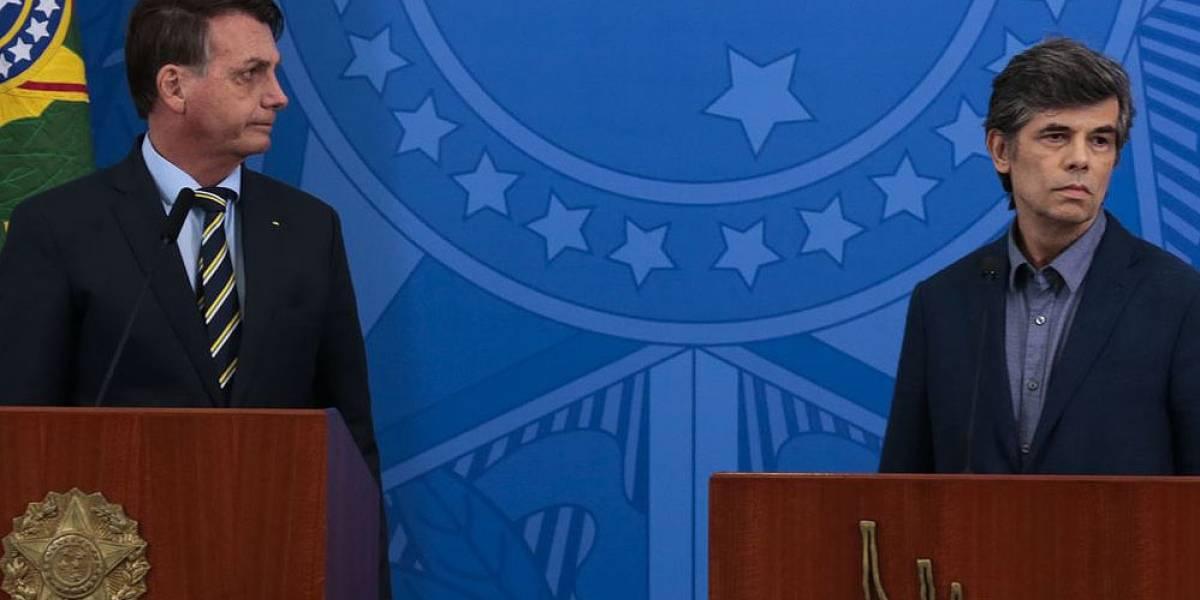 OMS pede liderança 'consistente' após renúncia de Nelson Teich
