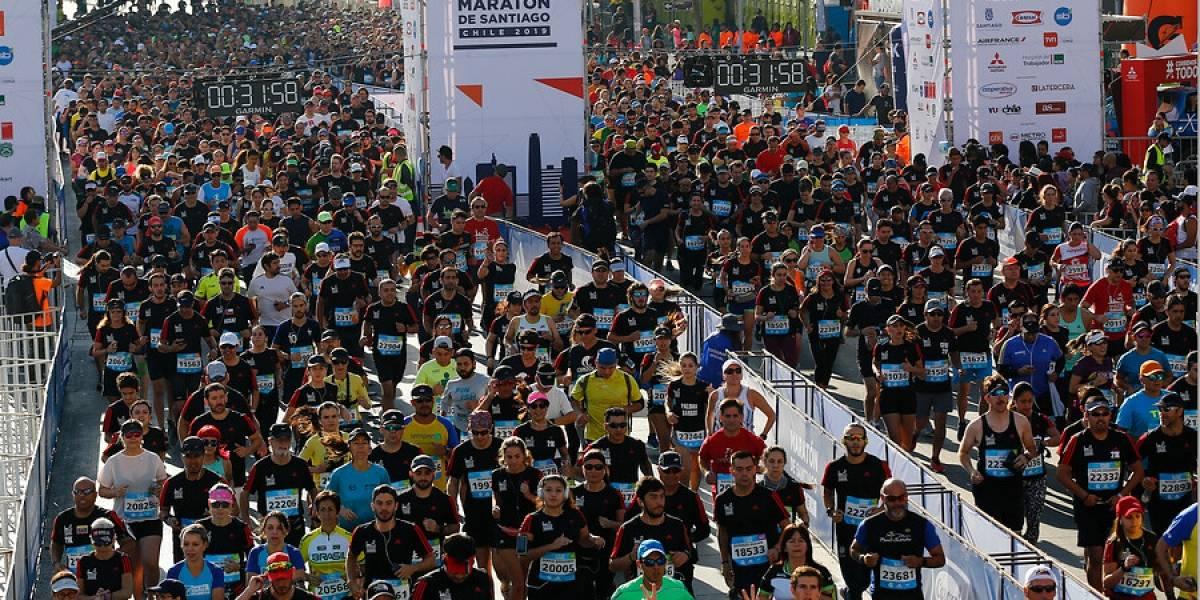 Maratón de Santiago cancela su edición 2020