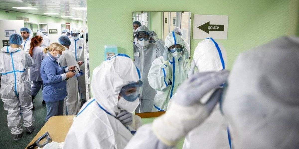Mujer en Rusia se enferma de coronavirus por segunda vez