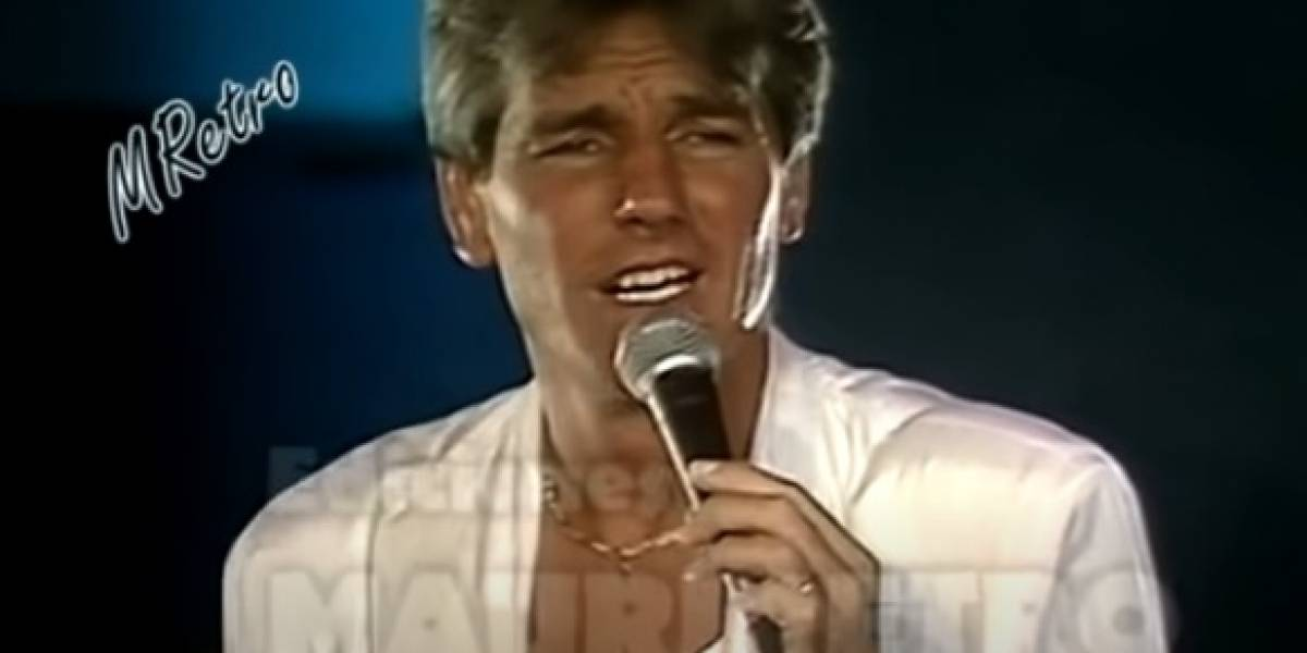 Muere el cantante argentino Sergio Denis por secuelas tras caer del escenario