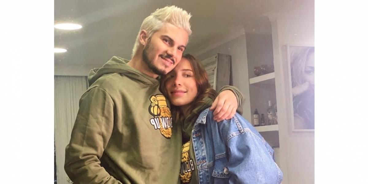 Luisa Fernanda W dice que podría grabar su parto, pero le preguntan si lo hace por dinero