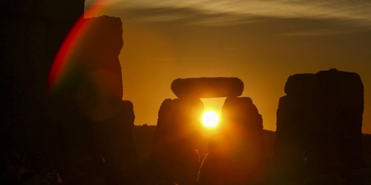 Majestuosa celebración de solsticio de verano en Stonehenge será virtual