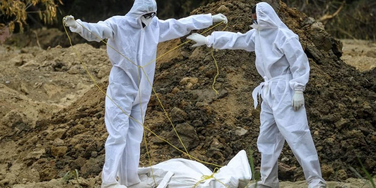 En ciudad colombiana ya preparan 500 bóvedas para muertos por coronavirus