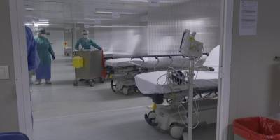 AV.- Coronavirus.- Las muertes por coronavirus se reducen hasta las 102 en las ú