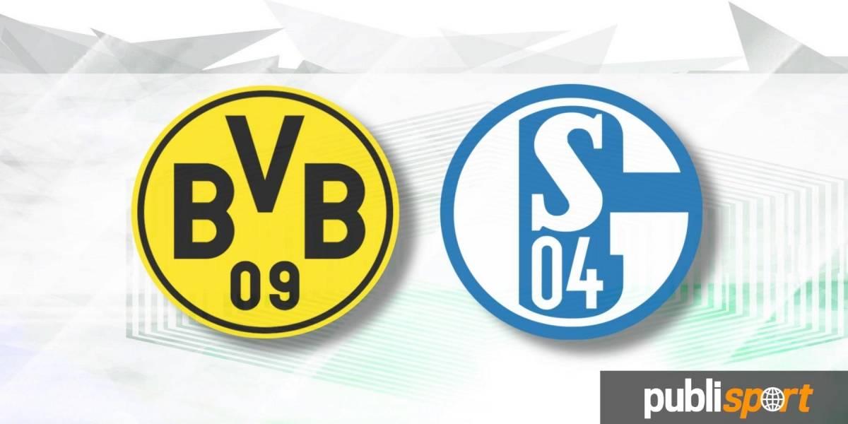 Borussia Dortmund vs Schalke 04, el fútbol regresa con el derby del Ruhr
