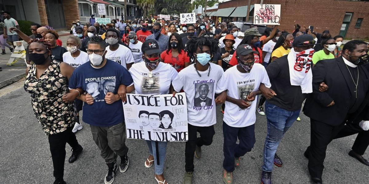 Georgia: Exigen justicia por asesinato de afroestadounidense