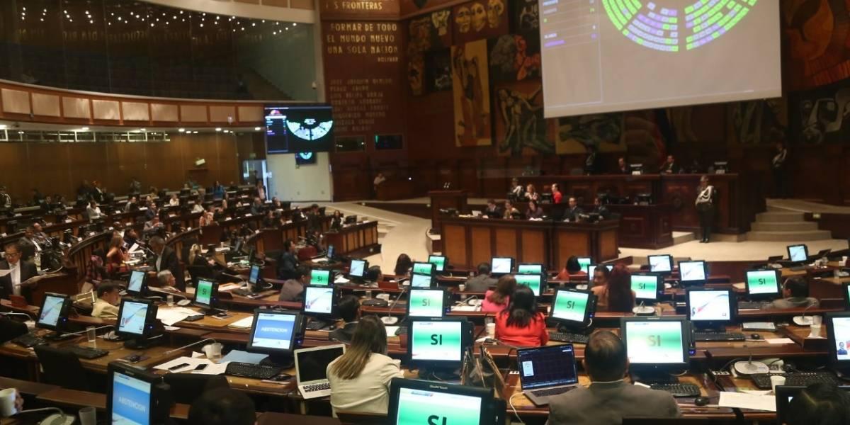 Asamblea Nacional aprueba Ley de Ordenamiento de Finanzas Públicas