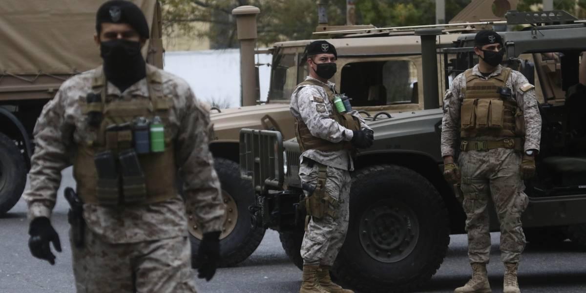 Balacera en La Legua: ¿Dónde estaban Carabineros, la PDI, el Ejército, los boinas negras...?
