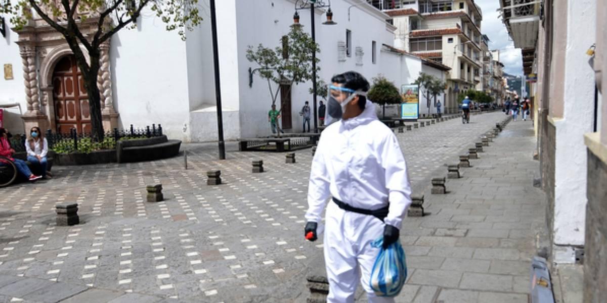 Coronavirus en Ecuador: 2688 fallecidos y 32 723 contagiados