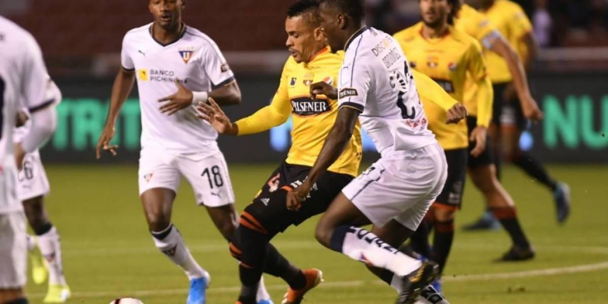 ¿Cuándo se reanudará el Campeonato Ecuatoriano de Fútbol (Liga Pro)?