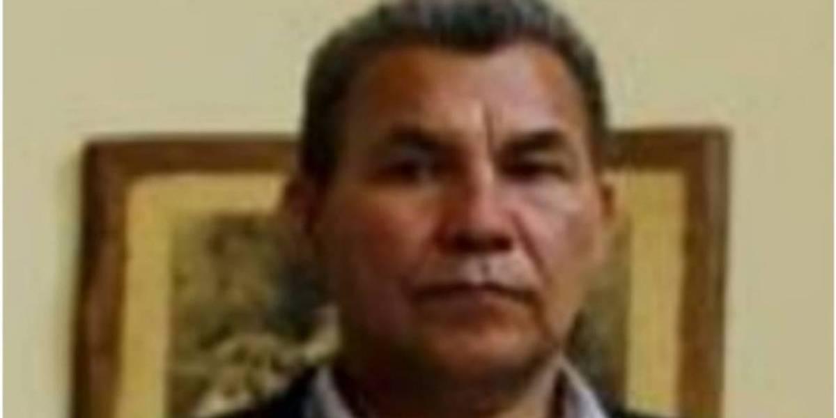 Cae alias 'Gallero' involucrado en el atentado a la Escuela General Santander
