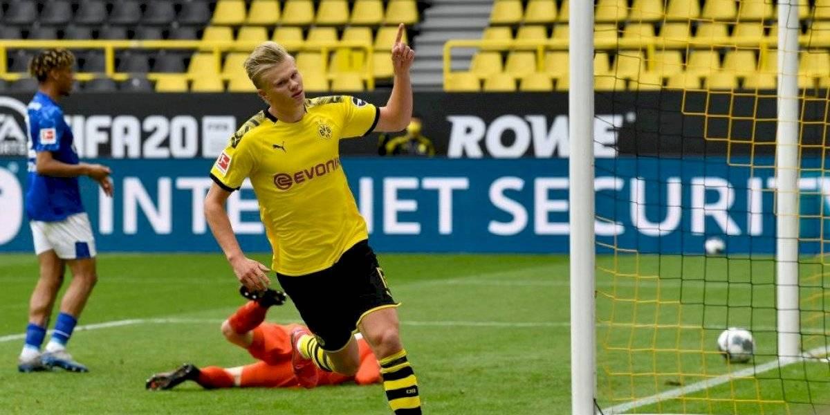 VIDEO: Así se vivió el primer gol en el regreso de la Bundesliga