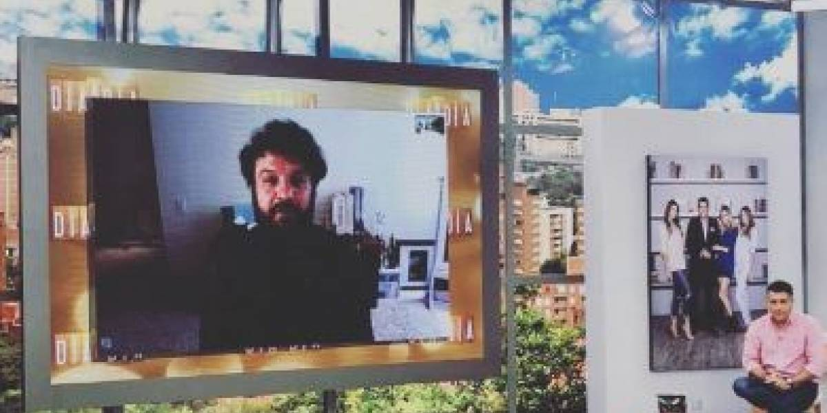 Televidentes lanzan fuertes críticas a programa que invitó a Julián Román