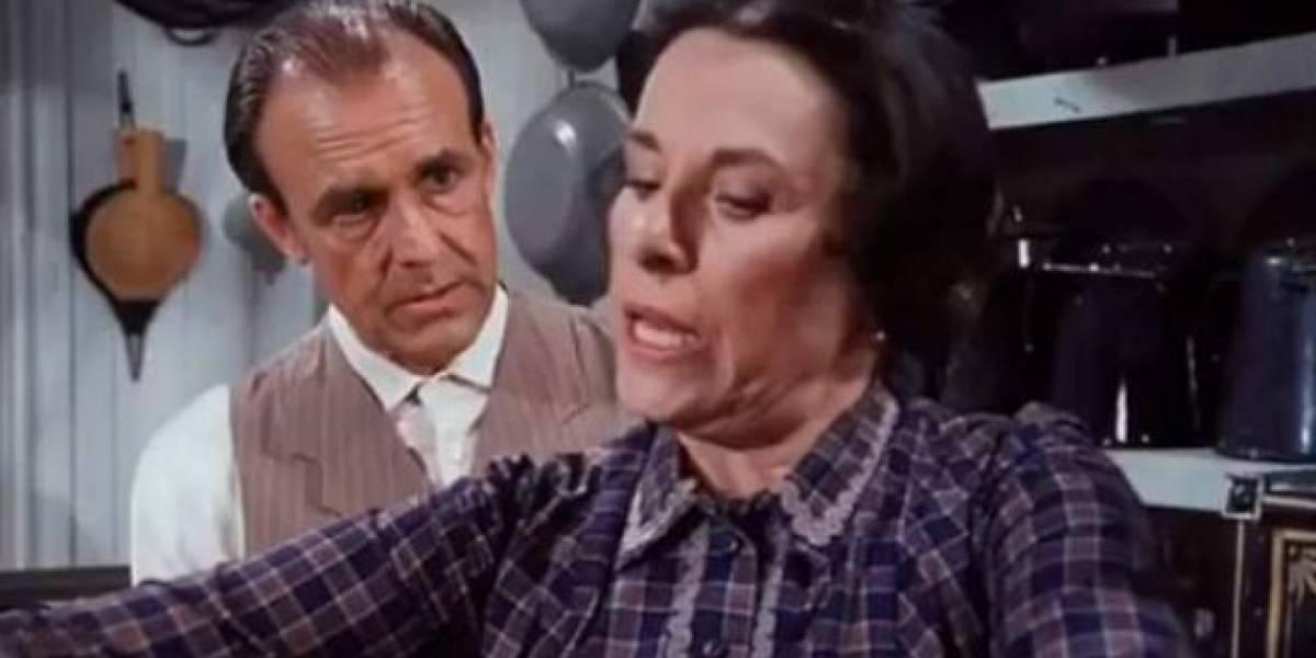 """""""La Casa en la Pradera"""" perdió a su villana: muere actriz que interpretaba a la señora Oleson"""