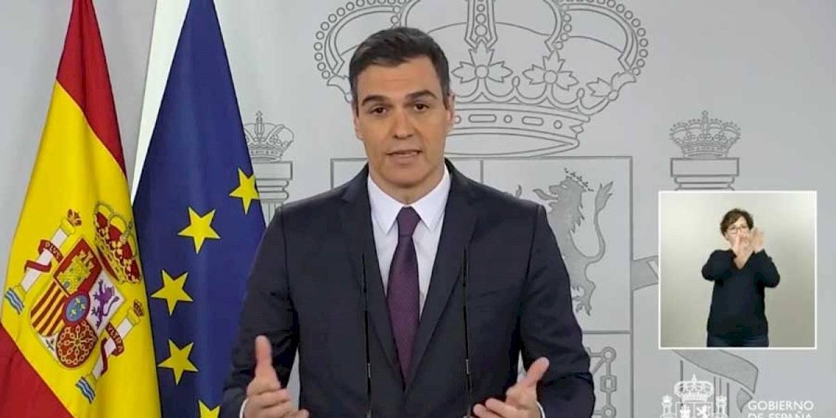 VIDEO. Gobierno español pedirá prolongar el estado de alarma un mes más