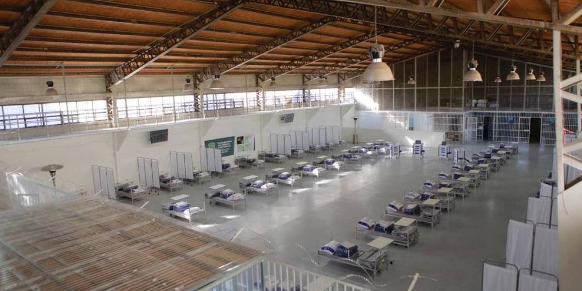 """Ex Penitenciaría tendrá su propio """"Espacio Riesco"""" para reos sospechosos de coronavirus"""