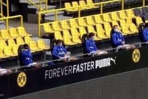 Suplentes del Schalke 04