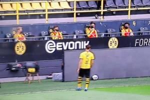 Suplentes del Borussia Dortmund