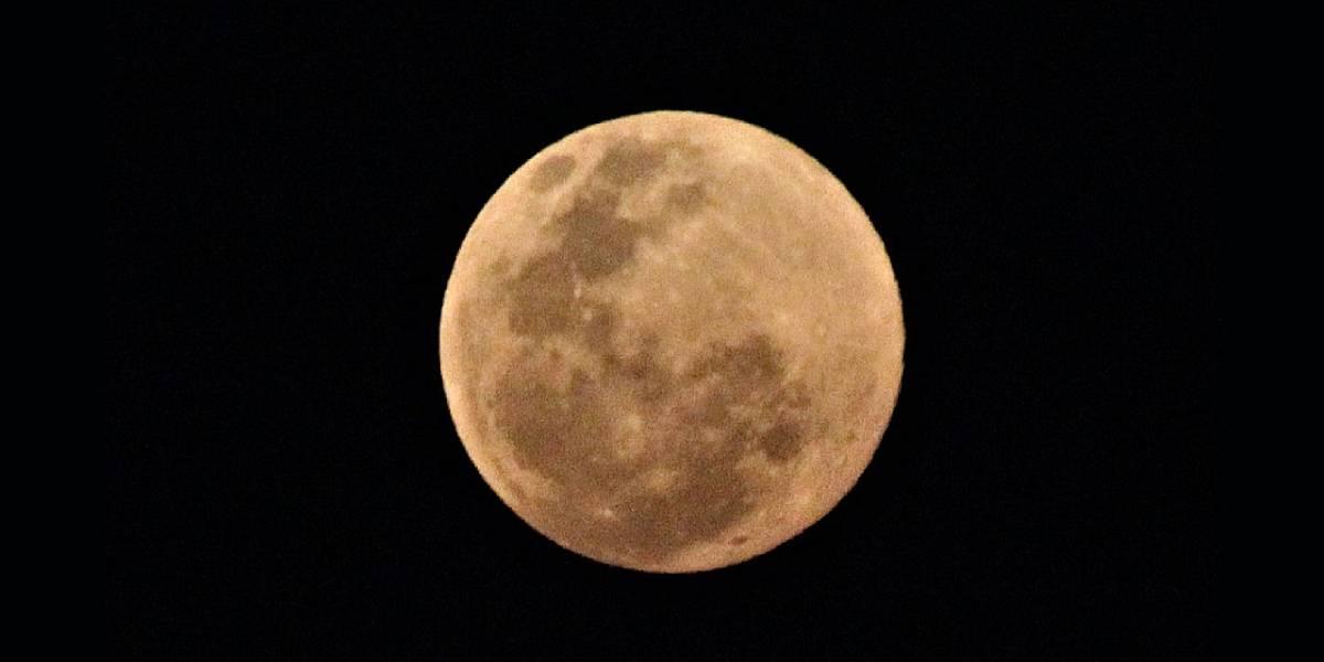 Ciencia: el diámetro de la luna es igual al tamaño de México