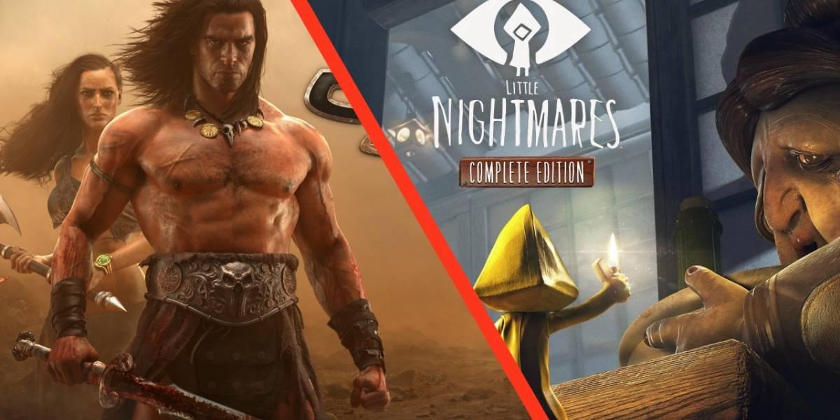 Steam: Little Nightmares, Conan Exiles y otros 4 juegos que tienen hasta un 75% de descuento