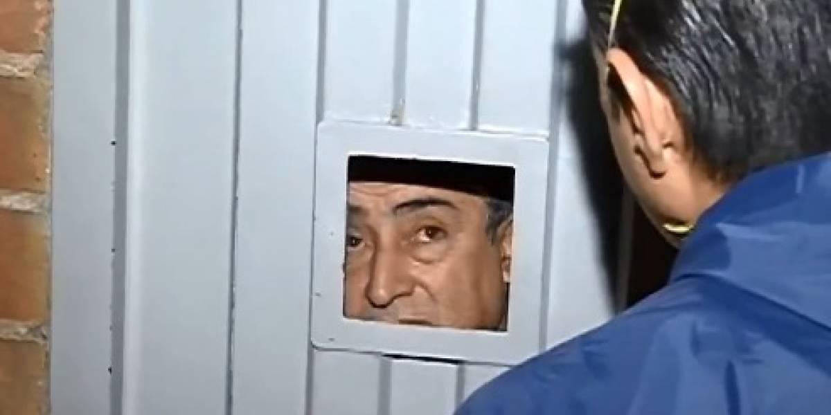Vigilante que quedó encerrado 50 días en una bodega reveló quienes son los dueños