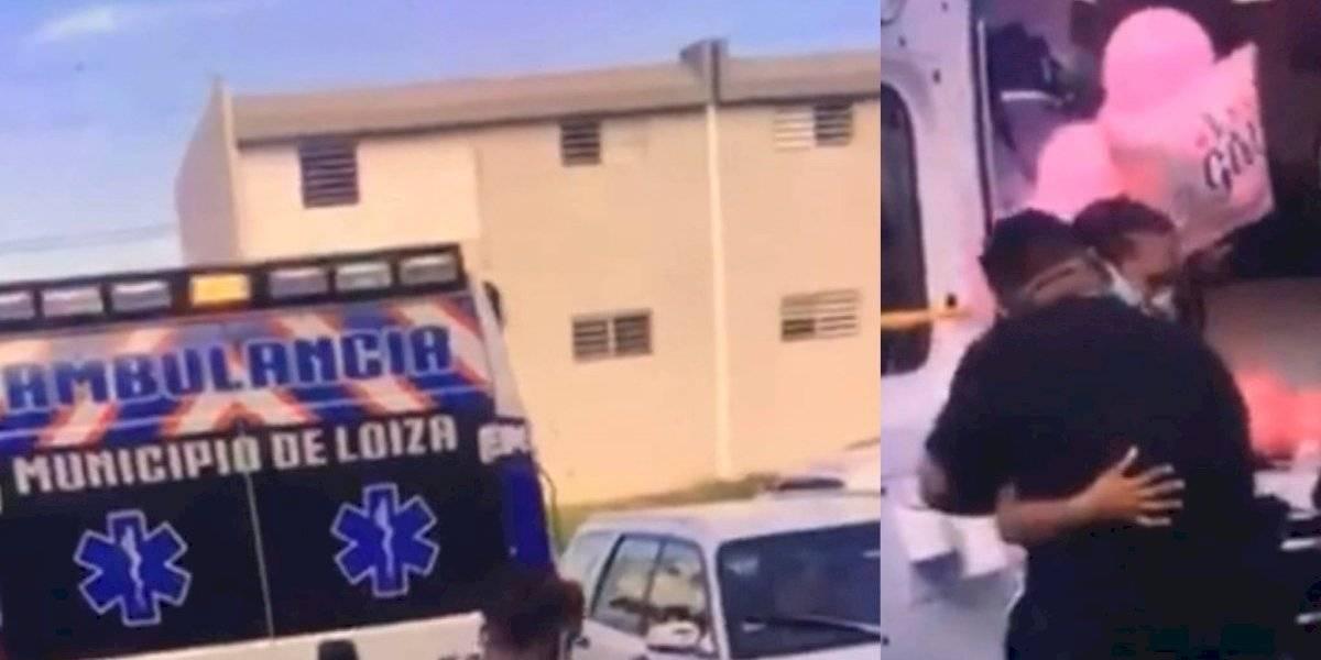 Alcaldesa de Loíza reacciona al video de empleado municipal usando guagua oficial para revelar sexo de bebé