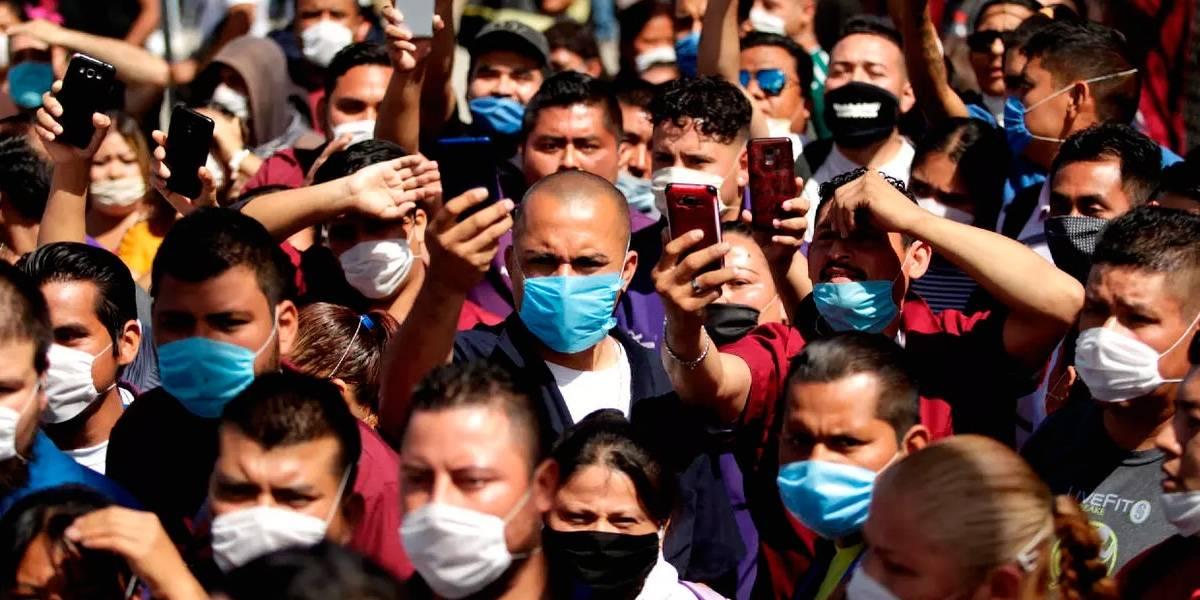 Covid-19: autoridades chilenas se refieren a polémica por rastreo usando celulares