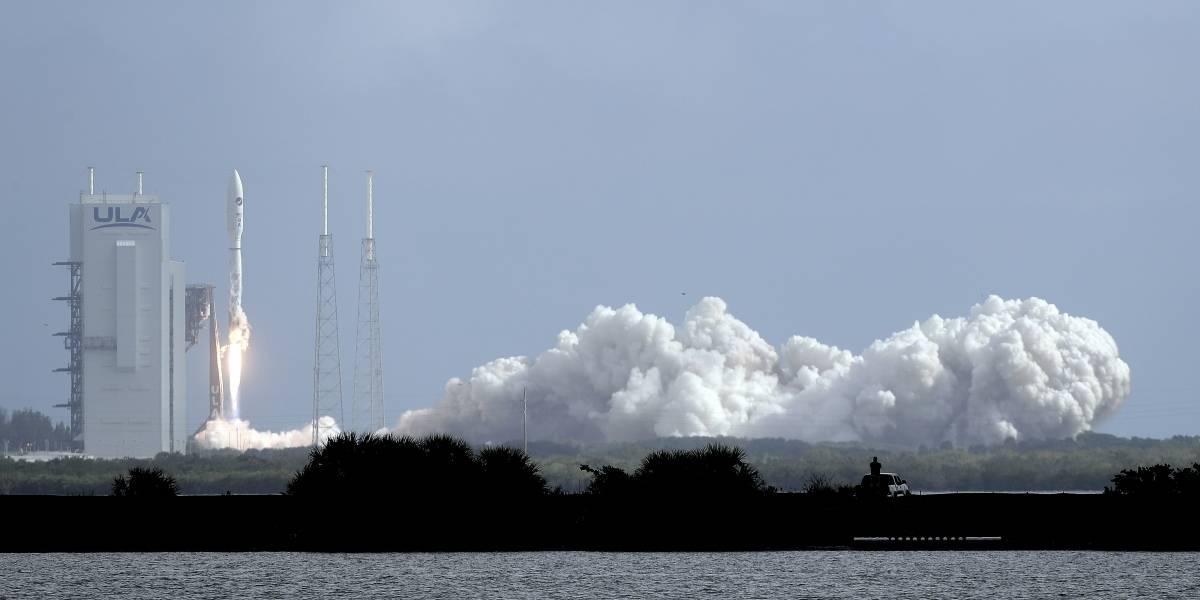 Avión militar de Estados Unidos va rumbo al espacio