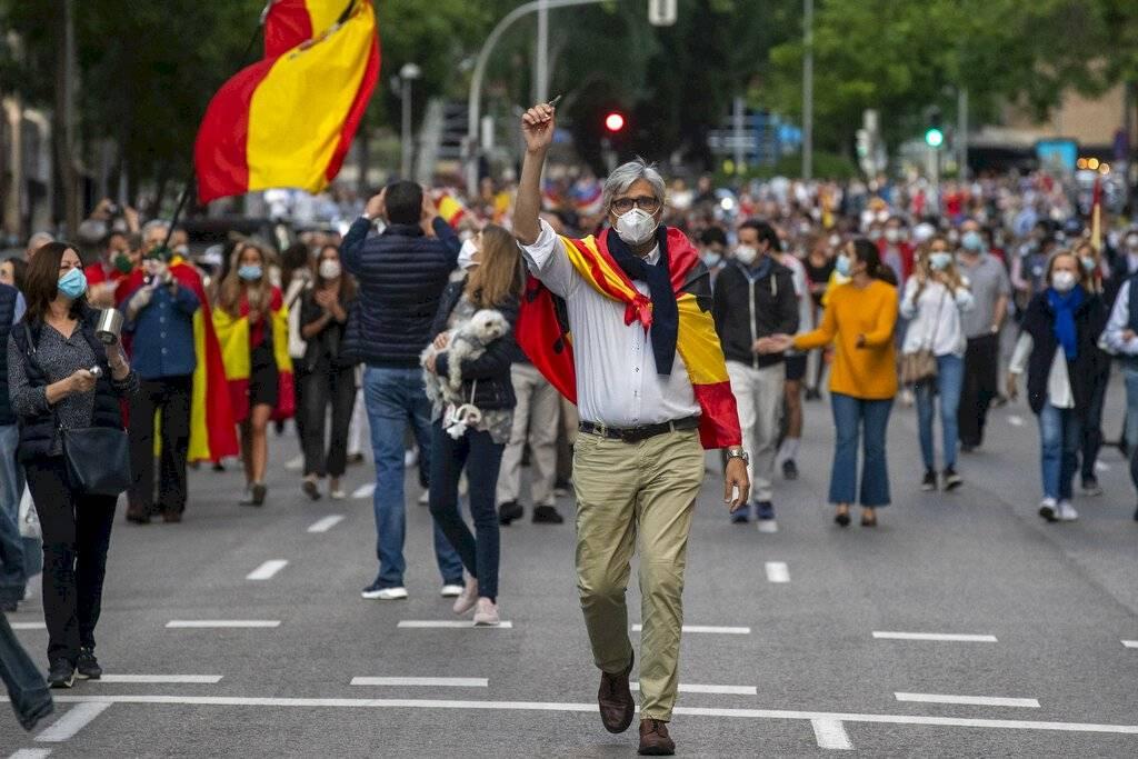 España manifestaciones