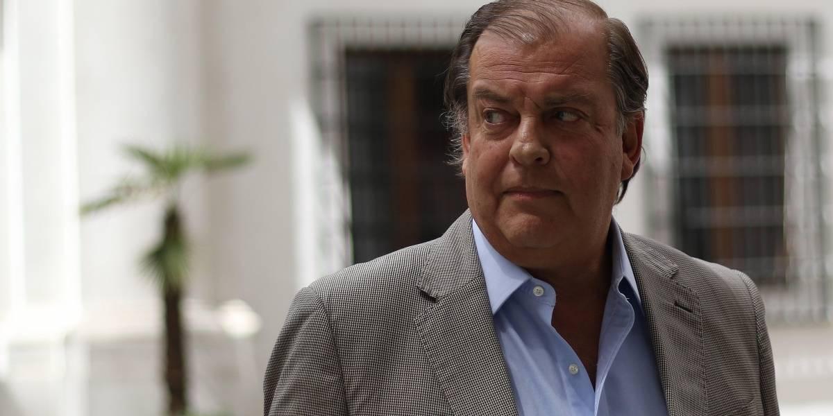 """Francisco Vidal: """"Me encantaría ser Presidente, pero con el respaldo de gente leal"""""""