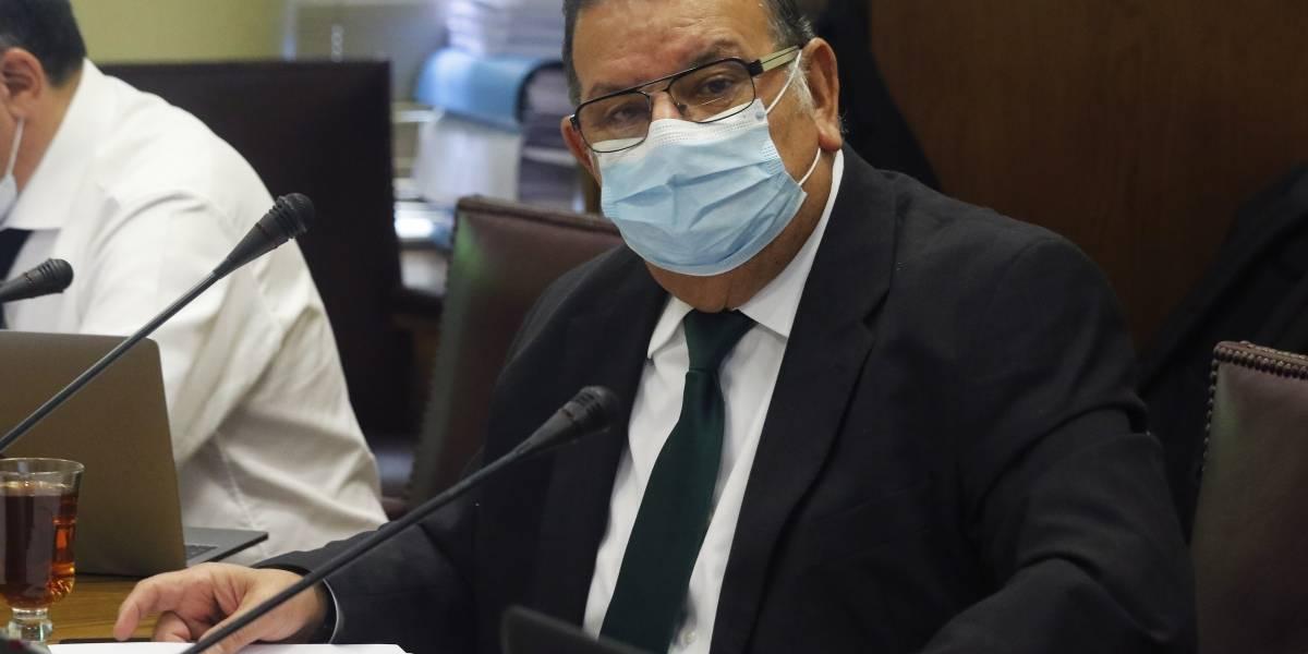 """Quinteros responde a carta del Colegio de Enfermeras: """"Nunca ha sido mi intención responsabilizar a la enfermera que amablemente me atendió"""""""