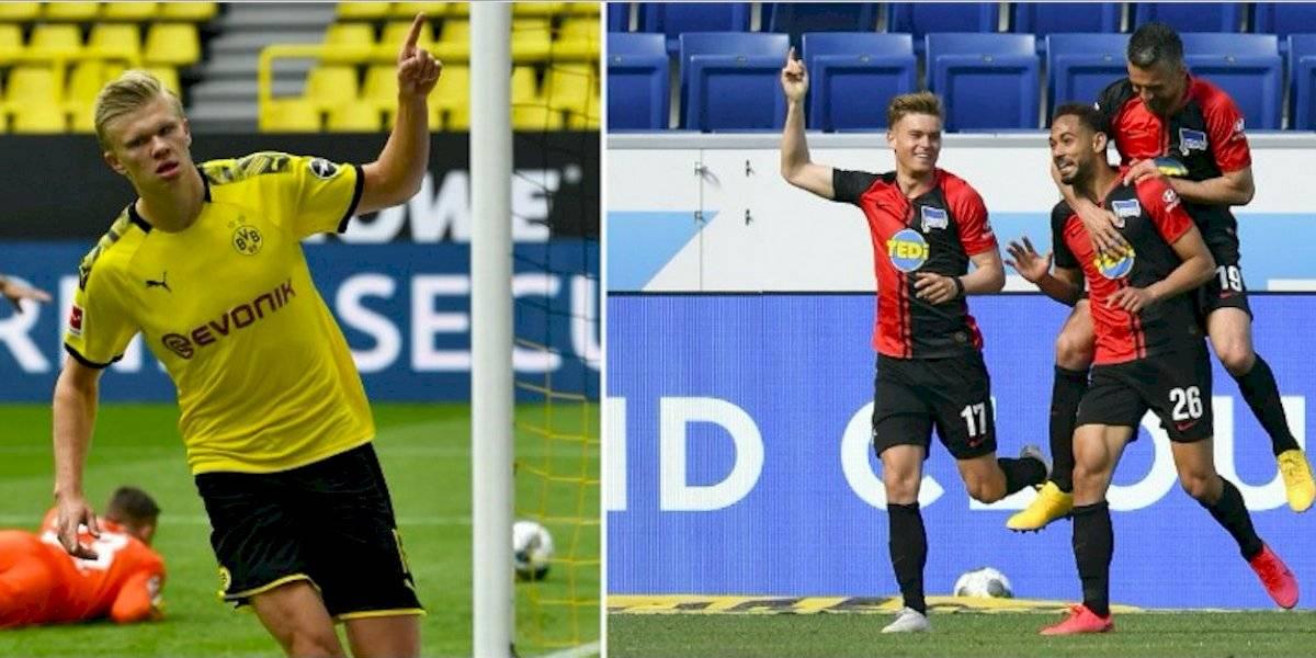 Besos y abrazos, las acciones que abren el gran debate en la Bundesliga