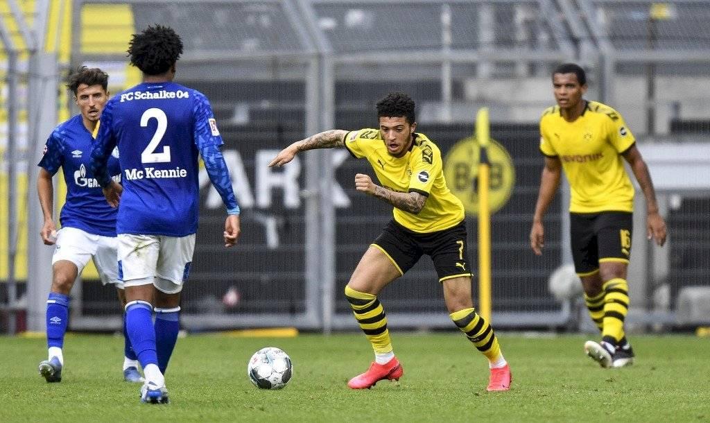 Besos y abrazos el gran debate en la Bundesliga